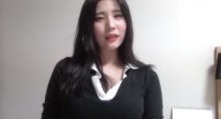 เกาหลีโคตรน่าเย็ดคาชุดอย่างเสียวเลย